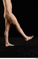 Lutro  1 flexing leg nude side view 0008.jpg