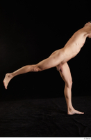Lutro  1 flexing leg nude side view 0011.jpg
