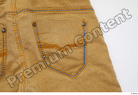 Clothes   267 casual yellow jeans 0005.jpg