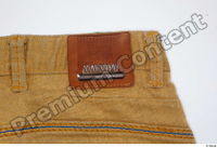 Clothes   267 casual yellow jeans 0006.jpg