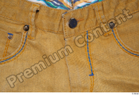 Clothes   267 casual yellow jeans 0010.jpg