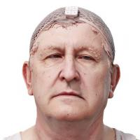 RAW 3D scan Jonathan Walsh