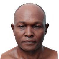 RAW 3D scan Ghalen Wilson