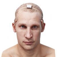 RAW 3D scan Kameron Morgan