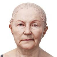 RAW 3D scan Harriet Miller