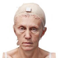 RAW 3D scan Tabitha Cote