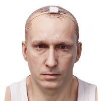 RAW 3D scan Leland Cobb