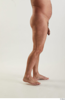 Neeo  1 calf flexing nude side view 0002.jpg