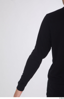 Arvid arm black long sleeve t shirt dressed sports upper body 0003.jpg