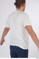 Arvid casual dressed upper body white t shirt 0006.jpg