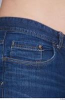 Arvid blue jeans casual dressed hips 0002.jpg