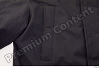 Clothes   271 black coat black parka casual 0004.jpg