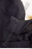 Clothes   271 black coat black parka casual 0007.jpg