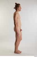 Arvid  1 nude side view walking whole body 0003.jpg