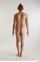 Arvid  1 back view nude walking whole body 0003.jpg