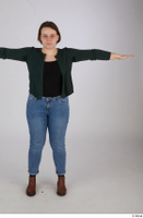 Photos of Jennifer Larsen standing t poses whole body 0001.jpg