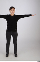 Photos of Chiziwa Homugi standing t poses whole body 0001.jpg