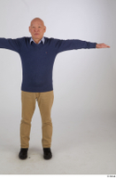 Photos of Iwasaki Mashai standing t poses whole body 0001.jpg