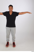 Photos of Dejavee Ford standing t poses whole body 0001.jpg