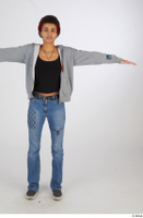 Photos of Darelle Tate standing t poses whole body 0001.jpg