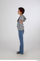 Photos of Darelle Tate standing t poses whole body 0002.jpg