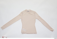 Clothes   274 beige long sleeve shirt casual clothing 0002.jpg