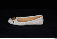 Clothes   274 casual shoes white flat ballerinas 0004.jpg