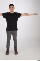 Photos of Rafael Chicote standing t poses whole body 0001.jpg