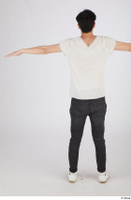 Photos of Yoshifumi Ikemoto standing t poses whole body 0003.jpg