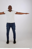 Photos of Najeem Bonner standing t poses whole body 0001.jpg