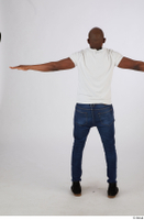 Photos of Najeem Bonner standing t poses whole body 0003.jpg