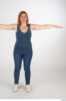 Photos of Charity Sarumpaet standing t poses whole body 0001.jpg
