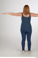 Photos of Charity Sarumpaet standing t poses whole body 0003.jpg