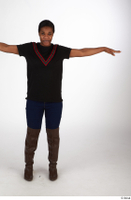 Photos of Esdee Bullock standing t poses whole body 0001.jpg
