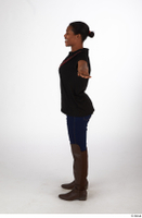 Photos of Esdee Bullock standing t poses whole body 0002.jpg