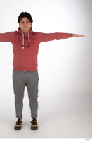Photos of Raymon Kastor standing t poses whole body 0001.jpg