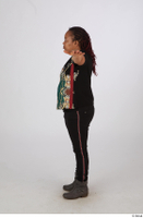 Photos of Clemecia Andrews standing t poses whole body 0002.jpg