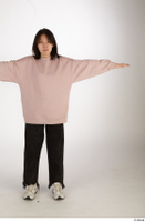 Photos of Tamanaha Nara standing t poses whole body 0001.jpg