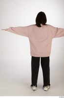 Photos of Tamanaha Nara standing t poses whole body 0003.jpg
