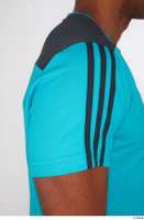 Tiago arm blue t shirt dressed sleeve sports upper body 0001.jpg