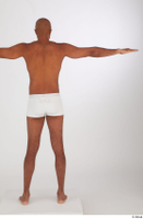 Tiago standing t poses underwear white briefs whole body 0005.jpg