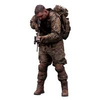 Cleaned 3D Body scan of Army man Aim Down