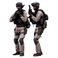 Cleaned 3D scan Reece Bates Army Navy Seals Operator Standing