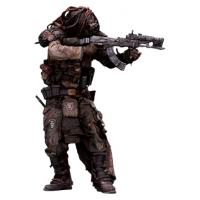 Cleaned 3D scan Ryan Sutton Junk Town Postapocalyptic Bobby Suit Aim Straight