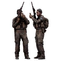 Cleaned 3D scan Frankie Perry Army KSK Recon Germany Reloading