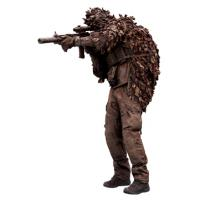 Cleaned 3D scan Frankie Perry Army Sniper Ghille KSK Germany Aim Straight