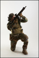 Photos Casey Schneider Army Dry Fire Suit Poses