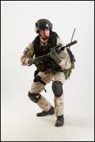Photos Reece Bates Army Navy Seals Operator Poses