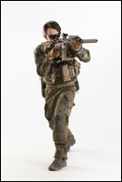 Photos Frankie Perry Army KSK Recon Germany Poses