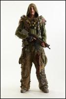 Photos John Hopkins Army Postapocalyptic Suit Poses